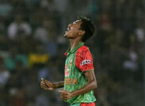 Mustafizur Rahman: the statistically freaky bowler with an even freakier gift